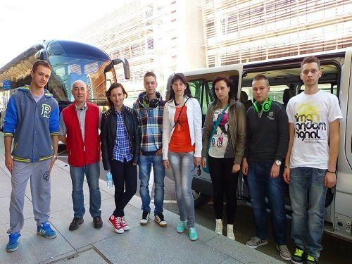 Grupa 2 LDV 8 2013